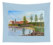 Belmore Basin From The North Sea Wall Tapestry