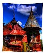 Belongs In Oz Tapestry
