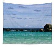 Bermuda Skies Tapestry