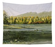 Berry Pond Tapestry