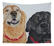 Best Buds Tapestry