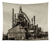 Bethlehem Pa Steel Plant   Tapestry