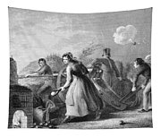 Betsy Doyle A Soldiers Wife Helping Tapestry