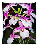 'betty' Orchid Tapestry