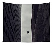Between Worlds Tapestry