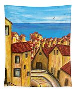 Biagi In Tuscany Tapestry