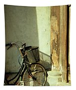 Bicycle 02 Tapestry