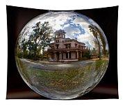 Bidwell Mansion Through A Glass Eye Tapestry