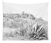 Bidwell Park Cactus Tapestry
