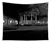 Bienville Square Grandstand Posterized Tapestry