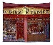 Bier Tempel Tapestry