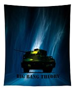 Big Bang Theory Tapestry