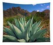 Big Bend Century Plant Tapestry