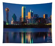 Big D Reflection Tapestry