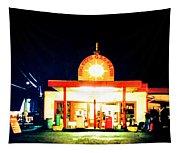 Big Ed's Gas Farm Tapestry