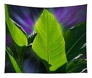 Big Leaves Tapestry