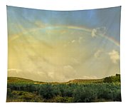 Big Rainbow Tapestry
