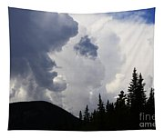 Big Sky Big Weather Tapestry