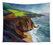 Big Sur 1 Tapestry