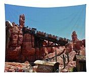Big Thunder Mountain Walt Disney World Tapestry
