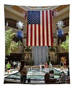 Big Usa Flag 3 Tapestry