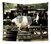 Billy Goat Big Thunder Ranch Frontierland Disneyland Tapestry
