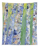 Birches Tapestry