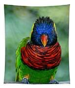 Bird In Your Face  Tapestry