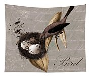 Bird Nest - 02v23c2b Tapestry
