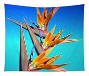 Bird Of Paradise 2013 Tapestry