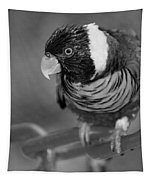 Bird On A Chain Tapestry