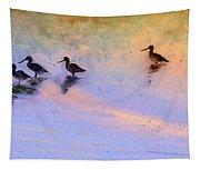 Birds In The Camargue Tapestry
