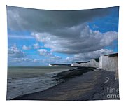 Birling Gap Beach Tapestry