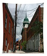 Bisbee Arizona Tapestry