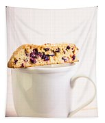Biscotti And Coffee Tapestry