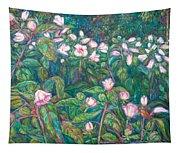 Bisset Park Hibiscus Tapestry