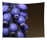 Bitty Blue Bells Tapestry