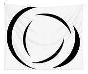 Black And White - 105 Tapestry