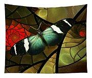 Black Beauty Tapestry
