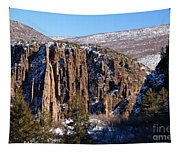 Black Canyon Butte Tapestry
