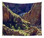 Black Canyon Of The Gunnison Tapestry