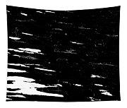 Black Cinders In Winter Tapestry