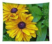 Black-eyed Susan Tapestry