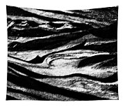 Black Sand  Tapestry
