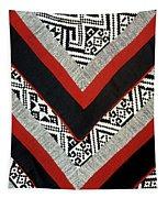 Black Thai Fabric 01 Tapestry