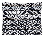 Black Thai Fabric 02 Tapestry