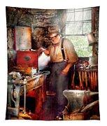 Blacksmith - The Smithy  Tapestry