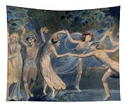 Blake: Fairies, C1786 Tapestry