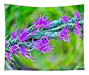Blazing Star Tapestry