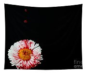 Bleeding Flower Tapestry